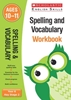 YEAR 6 KS2 SATS LEARNING PACK [5 BOOKS]. KS2 SATS SPELLING AND VOCABULARY WORKBOOK