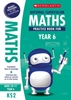 YEAR 6 KS2 SATS LEARNING PACK [5 BOOKS]. KS2 SATS MATHS PRACTICE BOOK