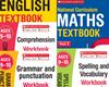 YEAR 5 LEARNING PACK [5 BOOKS] KS2 SATS ENGLISH & MATHS TEXTBOOKS & WORKBOOKS