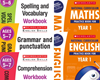 Scholastic Year 1 KS1 Learning  Pack [5 Books]