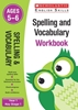 Scholastic Year 1 Spelling and Vocabulary Workbook