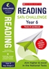 Scholastic Year 6 KS2  Reading Challenge  Tests & Workbooks with FREE P&P