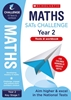 Scholastic Year 2 KS2 Challenge Maths Book.  Year 2  Extension Assessment Tests & Workbook.