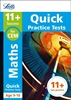 Letts CEM 11+ Maths Quick Practice Tests Age 9-10 [3 Books]
