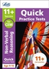 Letts CEM 11+ NVR Quick Practice Tests Age 9-10 [3 Books]