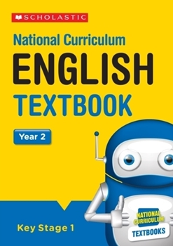 Scholastic KS1 Year 2 English Textbook x 30