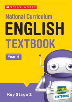 Scholastic KS2 Year 4 English Textbook x 30 [Class Pack]