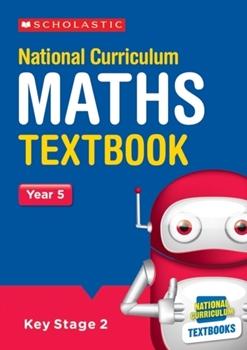 Scholastic KS2 Year 5 Maths Textbook x 30