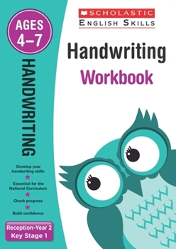 Scholastic Handwriting Reception-Year 2 Workbook x 30