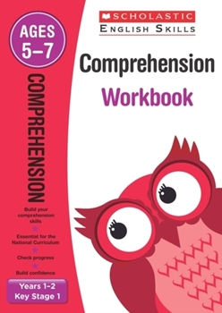 Scholastic KS1 Comprehension Workbook (Years 1-2) x 30