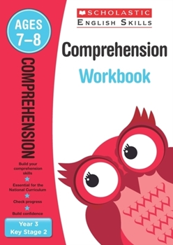 Scholastic KS2 Comprehension Workbook (Year 3) x 30