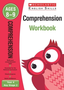Scholastic KS2 Comprehension Workbook (Year 4) x 30