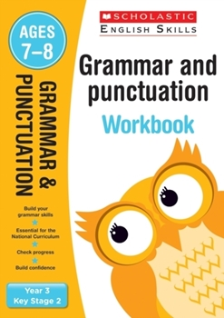 Scholastic KS2  English Skills: Grammar and Punctuation Workbook (Year 3) x 30