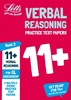 Letts GL Assessment 11+ Practice Verbal Reasoning Test Pack  2