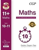 CGP CEM 11+ 10 minute Maths Tests Age 10-11 Book 2