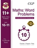 CGP CEM 11+ 10 minute Maths Word Problems Age 10-11 Book 1
