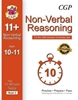 CGP 10-Minute Tests for 11+ NVR Book 2
