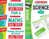 YEAR 6 KS2 MOCK TEST PACK [4 BOOKS] KS2 SATS MATHS, ENGLISH & SCIENCE TESTS
