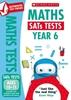 YEAR 6 KS2 MOCK PACK [4 BOOKS] KS2 SATS MATHS TESTS
