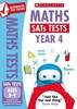 YEAR 4 EXAM PACK [5 BOOKS] KS2 SATS MATHS TESTS