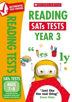 Scholastic National Curriculum KS2 SATs Tests: Reading Tests (Year 3) x 30
