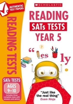 Scholastic National Curriculum KS2 SATs Tests: Reading Tests (Year 5) x 30