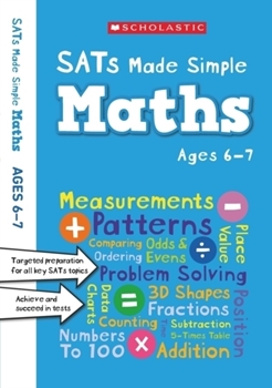 Scholastic Year 2 SATs Made Simple: Maths (Ages 6-7) x 30 [Class Pack]