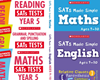 Scholastic Year 5 Exam Revision Pack [5 BOOKS] KS2 SATs revision guides and practice tests for Maths and English