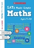 YEAR 5 EXAM PACK [5 BOOKS] KS2 SATS MATHS SATS MADE SIMPLE REVISION GUIDE