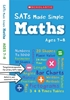 Scholastic KS3 Year 3 Exam Pack [5 Books] SATs  Made Simple Maths Revision Guide
